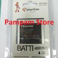 Batre / Baterai / Batrai Battery Smartfren Smart Fren Andromax I3 ORI