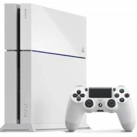 PS4 500GB ASIA Glacier White CUH 1206A (Garansi Sony 1 Tahun)