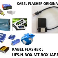 Nokia 8210/8250 kabel flasher ori for ufs Nbox Jaf dll