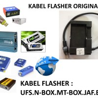 Nokia 7650 kabel flasher ori for ufs Nbox Jaf dll