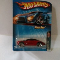 Hot Wheels Buick Wildcat Final Run