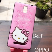 Hard cover case OPPO find 7