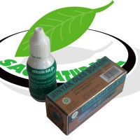 OBAT HERBAL MINYAK BOKASHI RUB OIL 35ML