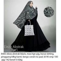 eleza abstrak black
