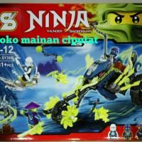 SY386. SY 386 Ninjago: Chain Cycle Ambush