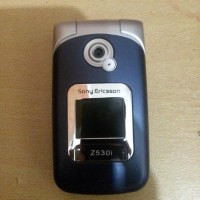 HP Sony Ericsson Z530I Biru Normal Batangan