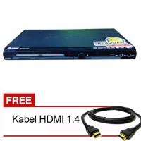 DVD GMC HDMI SERI BM-088A / B 5.1 GRATIS KABEL HDMI