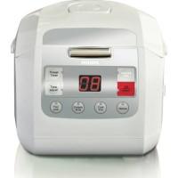 Philips HD3030/30 Fuzzy Logic / Digital Rice Cooker - Putih