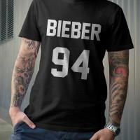 harga Kaos Justin Bieber - Bieber 94 Tokopedia.com
