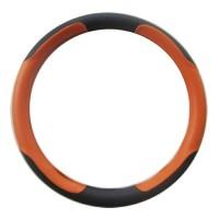 Sarung Stir Mobil / Cover Stir Tron Warna Orange