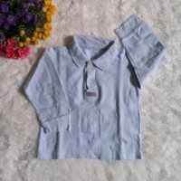 absorba kemeja bayi long sleeve/baju anak branded import