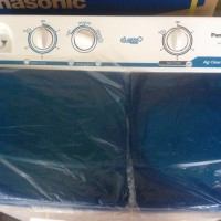 Mesin Cuci 2 Tabung Panasonic NA-W60BB4A ALOWA
