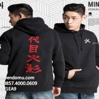 Jual Baju pria-Jaket Hoodie Anime Minato Hokage Ke 4 - 0857 4000 0609