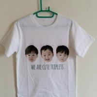 Kaos Song triplets/Daehan Minguk Manse : We Are Cute Triplets