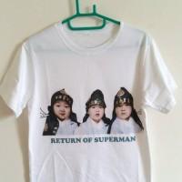 Kaos Song Triplets/Daehan Minguk Manse : Return of Superman