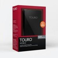harga hard disk external touro hitachi 500gb Tokopedia.com