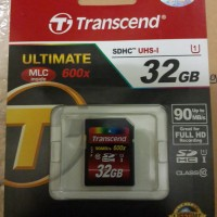 harga Memory Card - Sdhc Transcend 32gb 90mbps Class 10 Tokopedia.com