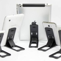 Universal 5in1 Mini Gadget Stand: Mobile, iPad, Galaxy, Tablet, etc
