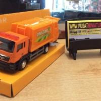 harga Truck Man Tgs - Sampah - Skala 1:64 - Unicar (replika-miniatur) Tokopedia.com
