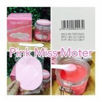 MISS MOTER MATCHA PINK / MISS MOTER / MOTER PINK FACE WAX