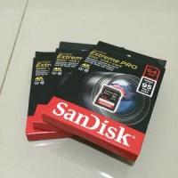 SDXC Sandisk Extreme Pro 64gb 95mb / S SDXC