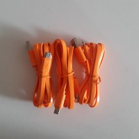 Kabel Hippo CABY MICRO USB (Fast Charging) Warna ORANGE