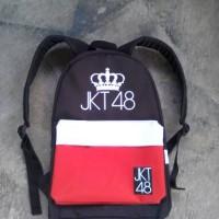 harga tas jkt48 ransel bandung Tokopedia.com