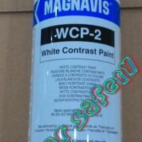 magnavis wcp 2 magnaflux spotcheck white contrast paint