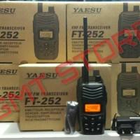 HT MURAH WATER PROTECTION IPX-5 YAESU FT-252 / FT 252 / FT252