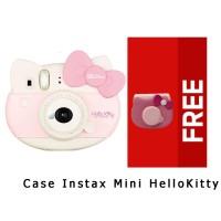 Fujifilm Instax Mini Hello KItty + Free Pouch HELLO KITTY