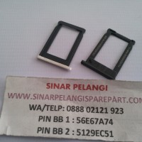 SIM TRAY / SIMLOCK / RUMAH KARTU IPHONE 3G /3Gs BLACK / WHITE ORI