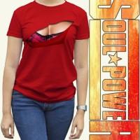 harga Kaos 3D Unik Boobs Original soulpowerstyle Tokopedia.com