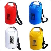 MURAH!! Karana Ocean Pack Dry Bag (Tas Travel / Tas Anti Air) 15L