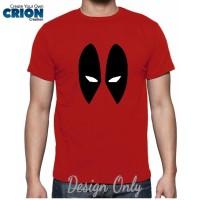 Kaos Deadpool - Deadpool Eyes - By Crion
