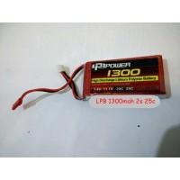 LPB Nano 1300mah 2S 25C