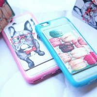 CASE IPHONE 4/5/6 / CASE STANDING HP