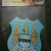 """Patch/Emblem woven printing """"MANCHESTER CITY"""""""