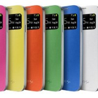 Case SAMSUNG S View Cover i9500 Galaxy S4 Original