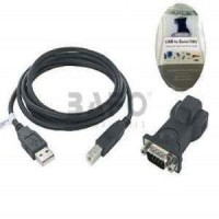 Kabel USB to Serial RS232 9Pin Male BF-810 BAFO