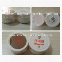 Esther cream / ester cream / esther krim / ester krim / pemutih wajah