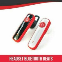 Headset Bluetooth Beat By Dr Dre Monster