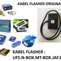 Nokia 6225 kabel flasher ori for ufs Nbox Jaf dll