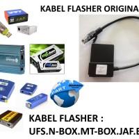 Nokia 6650 kabel flasher ori for ufs Nbox Jaf dll