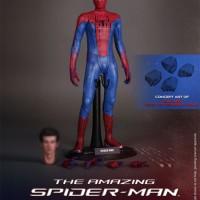Hot Toys Amazing Spiderman