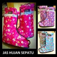 harga Jas hujan sepatu Hello Kitty Baramet (36-45) Tokopedia.com