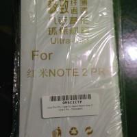harga Silicon case Xiaomi Redmi Note 3 - Transparan Tokopedia.com
