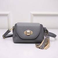 harga Tas Import C91305 Gray Leather Clutch Fashion Korea Kulit Jeruk Rumbai Tokopedia.com