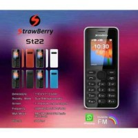 Strawberry St22 Model Nokia 108 Laris Manis