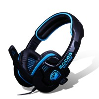 SADES GAMING HEADSET SA-708