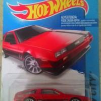 hot wheels 81 delorean dmc 12